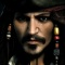 Captain Jack Sparrow render