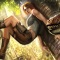 Tomb Raider - Never drop your guns Lara
